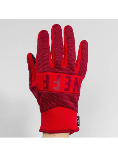 NEFF Handschuhe Ripper in rot