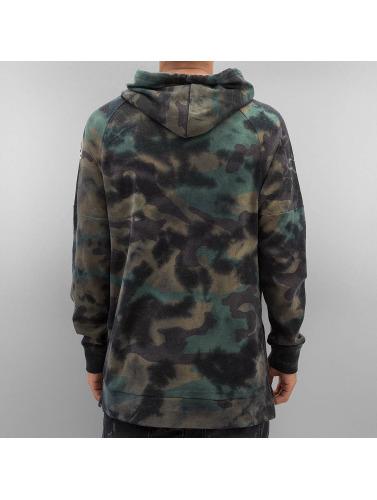 NEFF Herren Hoody Grimes in camouflage