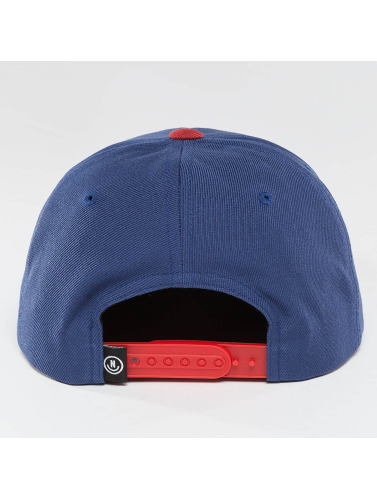 NEFF Snapback Cap Daily Pattern in blau