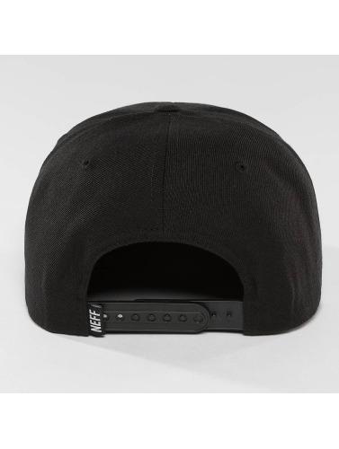 NEFF Snapback Cap Daily Smile in schwarz