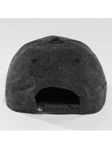 NEFF Snapback Cap Daily Fabric in schwarz