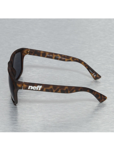 NEFF Sonnenbrille Chip in braun