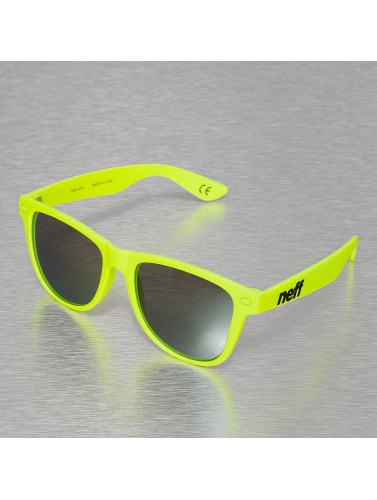 NEFF Sonnenbrille Daily in gelb