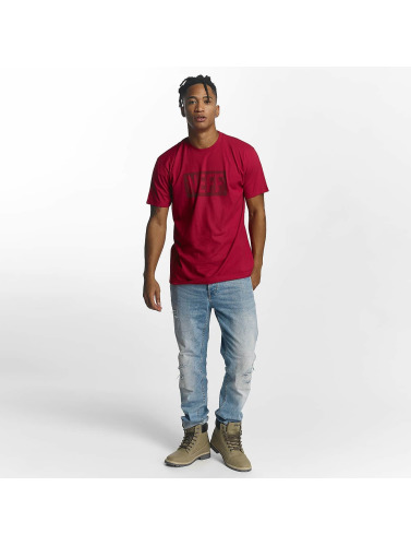 NEFF Herren T-Shirt New World in rot
