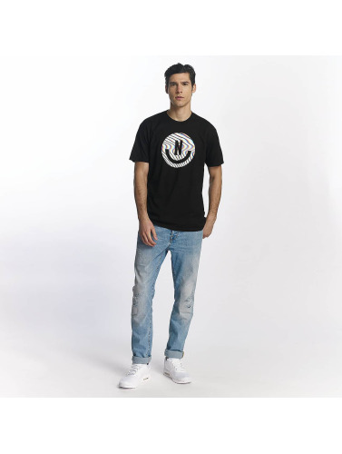 NEFF Herren T-Shirt Smiley in schwarz