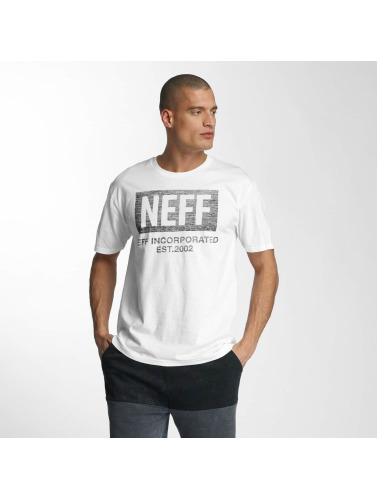 NEFF Herren T-Shirt New World Push in weiß