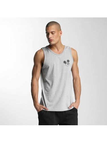 NEFF Herren Tank Tops Mellow in grau