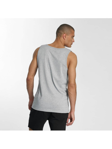 NEFF Hombres Tank Tops New World Push in gris