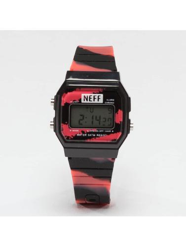 NEFF Uhr Flava in schwarz