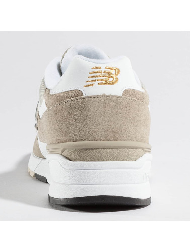 New Balance Herren Sneaker ML597 D RSA in beige