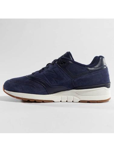 New Balance Herren Sneaker ML 597 SKF in blau