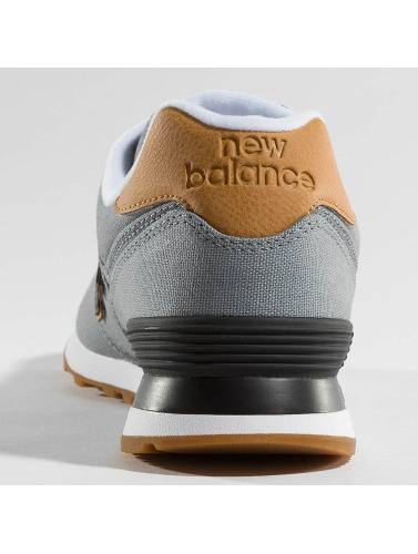 New Balance Herren Sneaker ML574 D YLD in blau