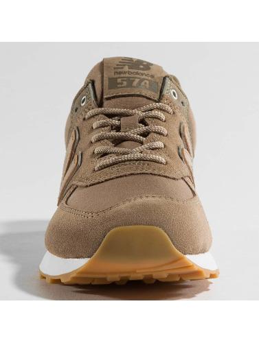 New Balance Damen Sneaker WL574 B CLM in braun Günstiger Preis Gibt Verschiffen Frei Auslass Verkauf Freies Verschiffen Niedriger Versand NEPU5gR5lT