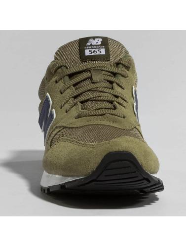 New Balance Herren Sneaker ML565 in grün