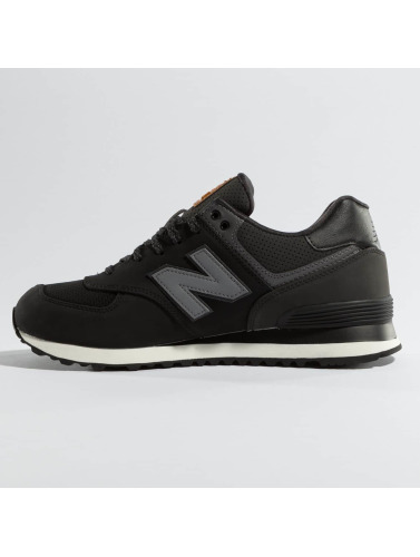 New Balance Herren Sneaker ML 574 GPG in schwarz