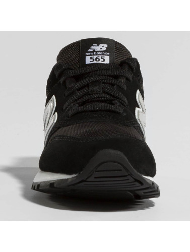 New Balance Damen Sneaker Wl565 in schwarz