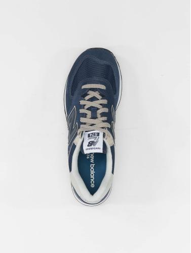 New Balance Hombres Zapatillas de deporte ML574 D EGN in azul