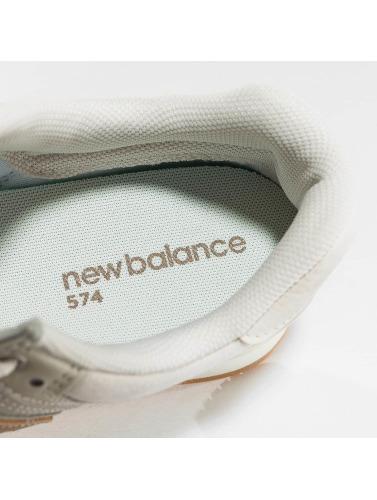 New Balance Mujeres Zapatillas de deporte WL574 B CLM in beis