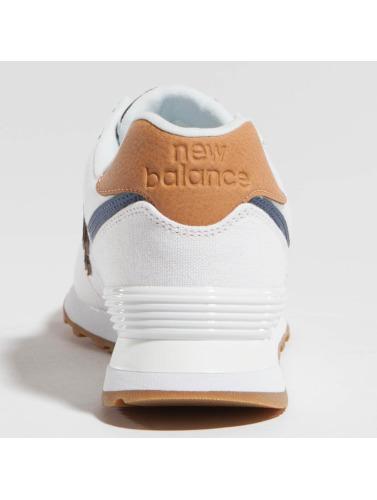New Balance Mujeres Zapatillas de deporte WL574 B SYE in blanco
