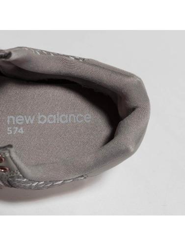 New Balance Mujeres Zapatillas de deporte WL574FSC in gris