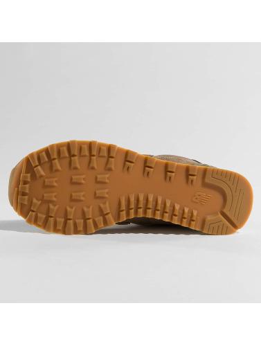 New Balance Mujeres Zapatillas de deporte WL574 B CLM in marrón