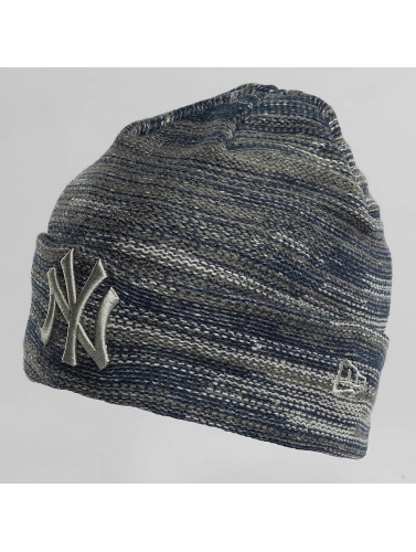 New Era Beanie Marl Cuff NY Yankees in blau