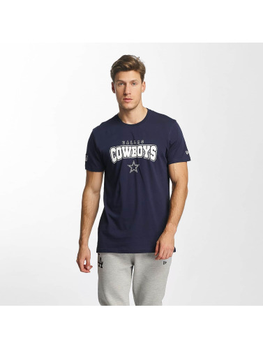 New Era Hombres Camiseta NFL Ultra Fan Dallas Cowboys in azul