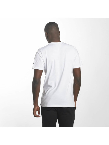 New Era Hombres Camiseta MLB Landmark NY Yankees in blanco