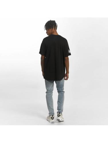 New Era Hombres Camiseta MLB Elegance LA Dodgers XL in negro