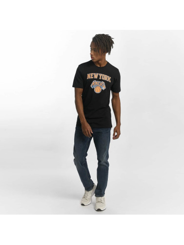 ny ankomst Ny Æra Hombres Camiseta Laget Logo Ny Knicks I Neger stor rabatt salg ekstremt beste wzPcmBx2
