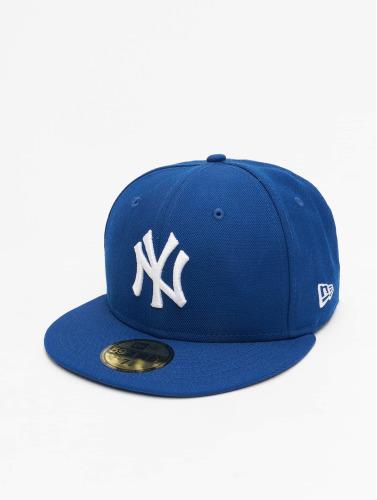 New Era Fitted Cap MLB Basic NY Yankees 59Fifty in blau