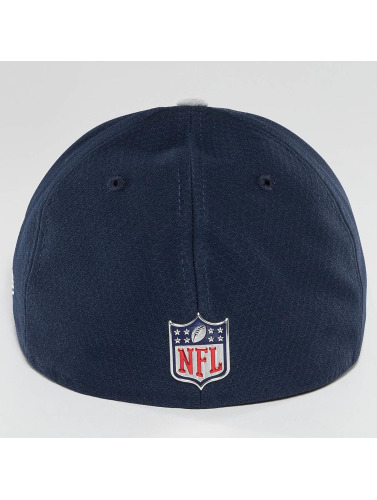 New Era Fitted Cap NFL On Field New Endland Patriots 59Fifty in blau