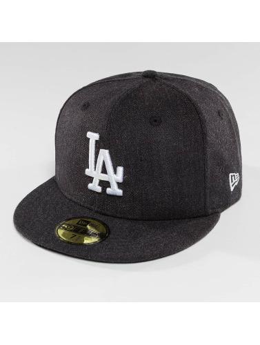 New Era Fitted Cap Seasonal Heather LA Dodgers 95Fifty in blau