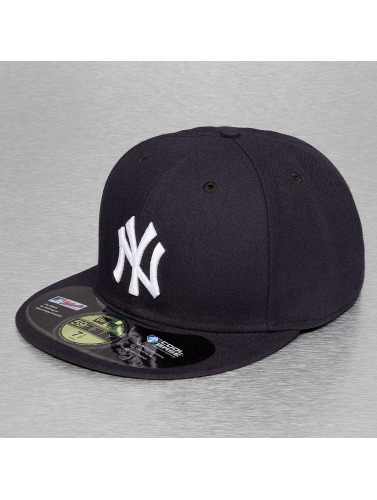 New Era Fitted Cap Authentic Performance NY Yankees 59Fifty in blau