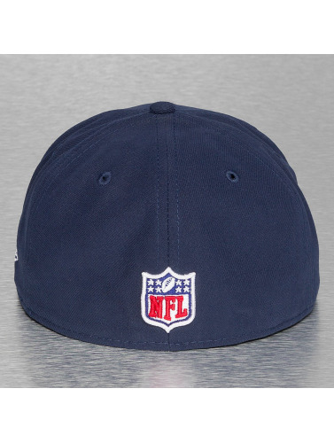 New Era Fitted Cap NFL On Field New England Patriots 59Fifty in blau