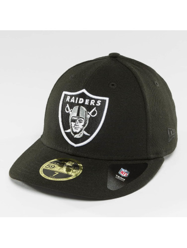 New Era Fitted Cap Team Classic Oakland Raiders 5*9Fitfy Fitted in schwarz