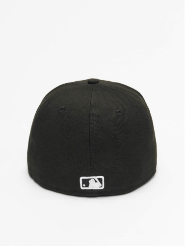 New Era Fitted Cap MLB Basic LA Dodgers 59Fifty in schwarz