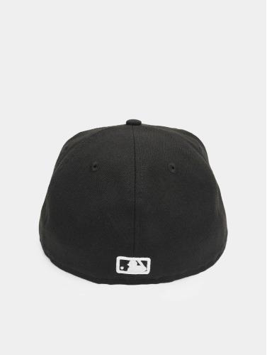 New Era Fitted Cap MLB Basic Atlanta 59Fifty in schwarz