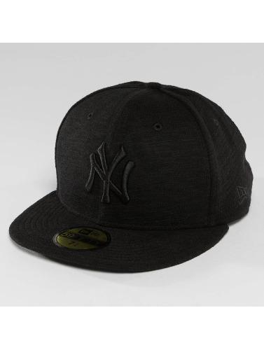 New Era Fitted Cap Slub NY Yankees 59Fifty in schwarz