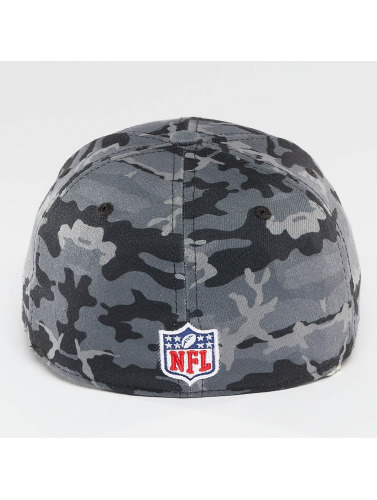 New Era Flexfitted Cap Camo Team Stretch Carolina Panthers 39Thirty in camouflage