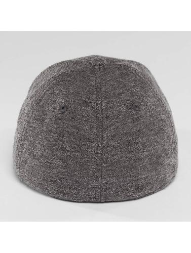 New Era Flexfitted Cap Slub 39Thirty Cap in grau