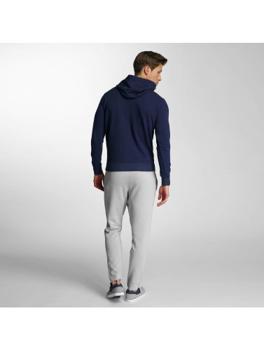 New Era Herren Hoody Sandwash in blau