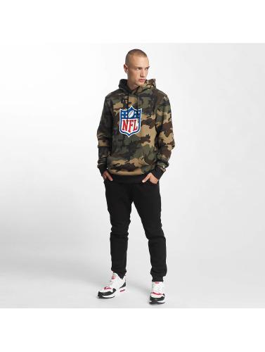 New Era Herren Hoody Woodland NFL Generic Logo in camouflage