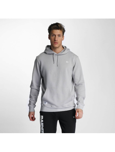 New Era Herren Hoody Sandwash in grau