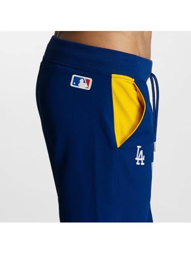 New Era Herren Jogginghose Border Edge II LA Dodgers in blau