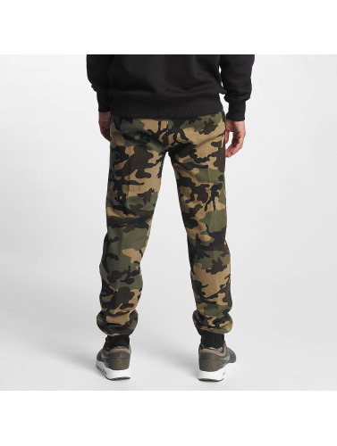 New Era Herren Jogginghose Woodland Seattle Seahawks in camouflage