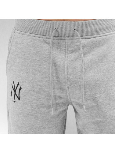 Terry Jogginghose in Team Apparel Herren New grau Era NY French Yankees qYOHp7p