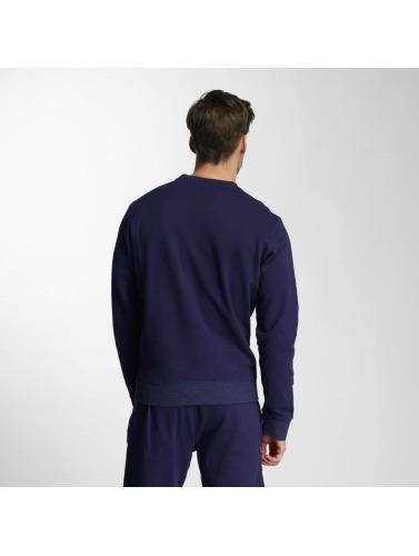 New Era Herren Pullover Sandwash in blau