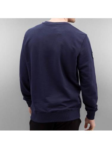 New Era Herren Pullover Team Apparel in blau