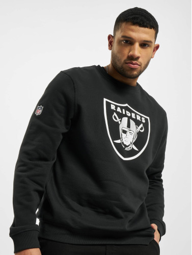 New Era Herren Pullover Team Logo Oakland Raiders in schwarz